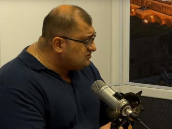 Крымский блогер Горный вызвал на бой обматерившего Путина Габуния