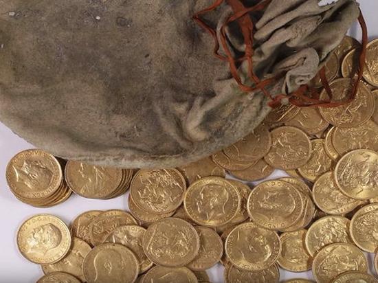 МВД направило в Гохран вместо царских монет три гаечных ключа