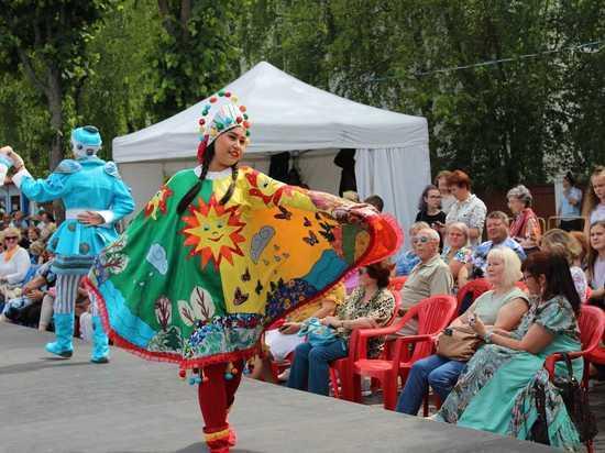 В Плесе пройдет фестиваль моды «Льняная палитра»