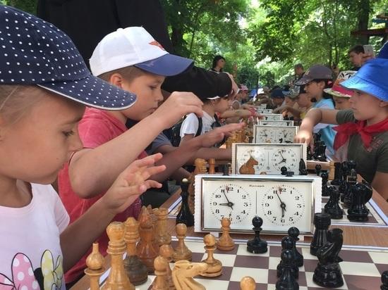 Шахматный турнир для школьников прошел в Ставрополе