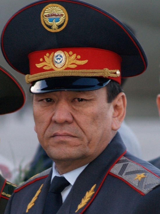 Экс-глава МВД Кыргызстана Молдомуса Конгантиев оправдан судом
