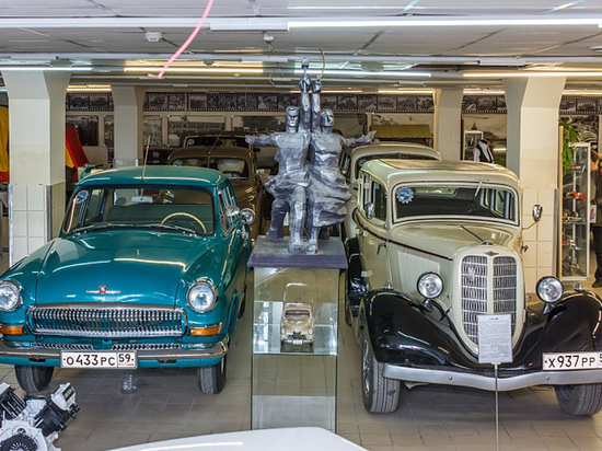 Пермь промышленная – Пермь музейная