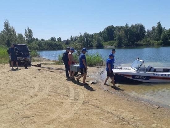 В озере Рица в Камне-на-Оби нашли тело пропавшего накануне подростка