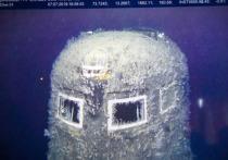 Норвежское агентство по радиационной и ядерной безопасности опубликовало снимки советской атомной подводной лодки «Комсомолец», которая затонула в 1989 году
