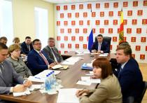 Игорь Руденя доложил о  реализации нацпроектов в Тверской области