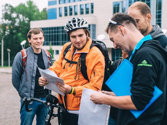 Смоленские велосипедисты обсудили с губернатором свои ожидания