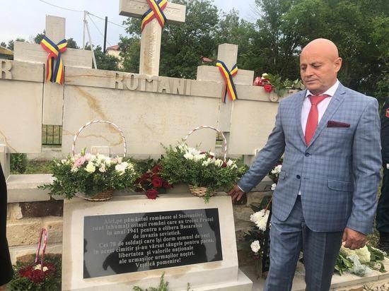 В Молдавии восславили пособников Гитлера