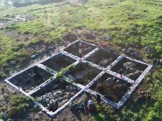 В Израиле предположительно нашли город, упомянутый в Библии