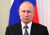 Президент России Владимир Путин выступил против введения ограничительных мер в отношении Грузии