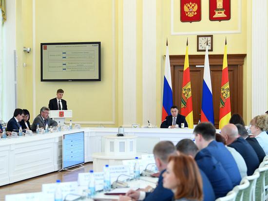 В Тверской области создадут условия для роста предпринимателей