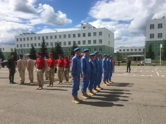 Финал военно-спортивной игры «Победа-2019» стартовал в «Патриоте»