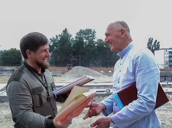 Кадыров поздравил номинанта на Нобелевскую премию
