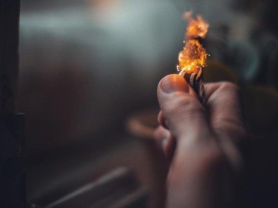 В Калининграде четверо детей получили ожоги играясь с растворителем