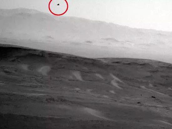 """Уфологи обвинили NASA в """"марсианском сговоре"""""""