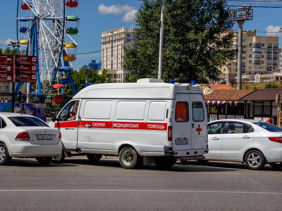 В Мордовии двое молодых людей едва не разбились на мотоцикле