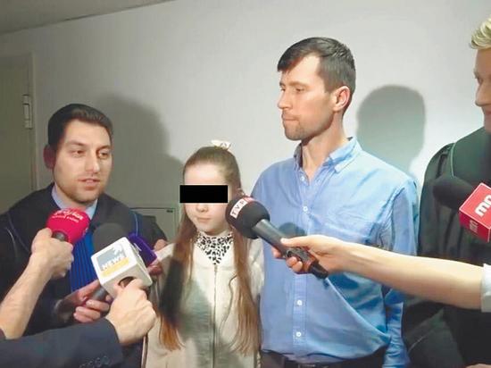 У русских эмигрантов отобрали трех дочерей и отдали мусульманам