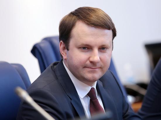 Орешкин поедет в Тольятти за рулем российского авто