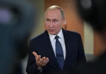 Президент России Владимир Путин считает, что «из уважения к грузинскому народу» и ради сохранения двусторонних отношений с закавказской республикой не стоит вводить санкции против Грузии