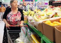 В рамках продовольственного эмбарго людей так и не обеспечили доступной и качественной продукцией в достаточном объёме