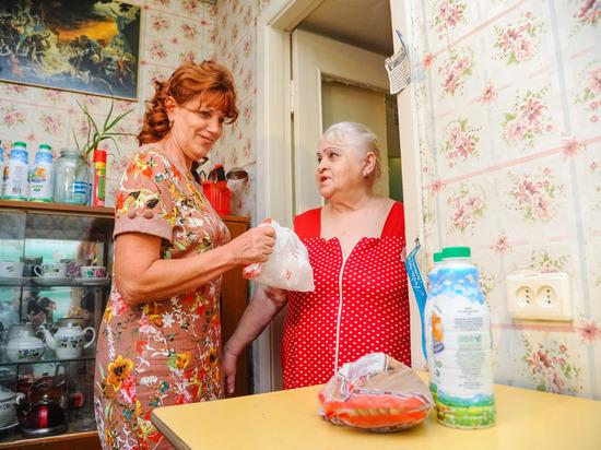 Социальная помощь для пожилых волгоградцев расширяется