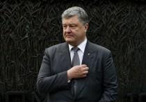 Порошенко: русская речь Зеленского является угрозой Украине