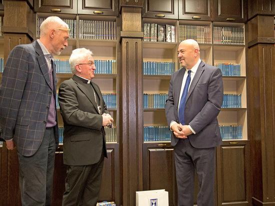 В Москве отметили двадцатипятилетие дипотношений между Израилем и Ватиканом