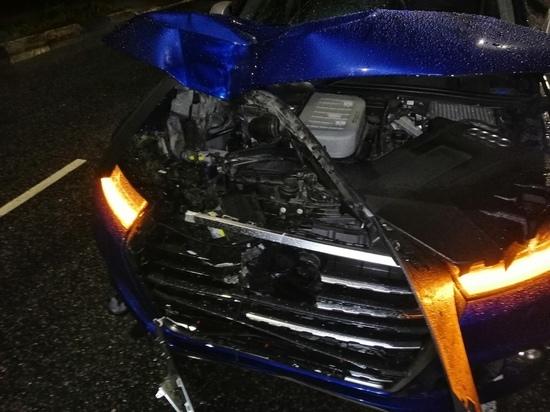 В Иванове произошла авария со смертельным исходом