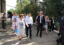 Работы в больнице Фишера проверил губернатор Волгоградской области