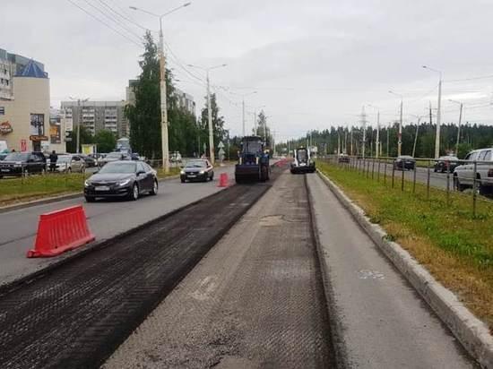 В администрации Петрозаводска рассказали, где продолжится ремонт дорог