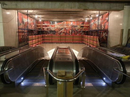 Через девять дней по Фрунзенскому радиусу метро пустят пробный поезд
