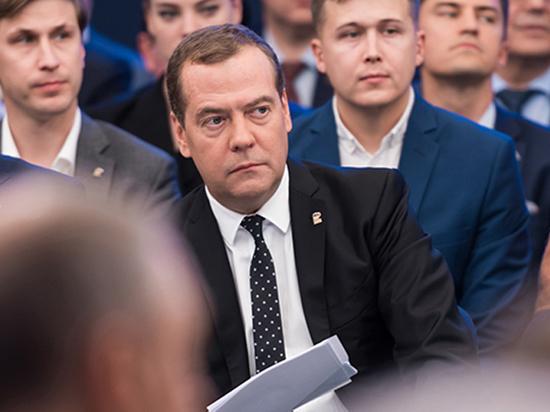 Курс на перемены. Медведев поддержал предложения политконференции «Единой России»