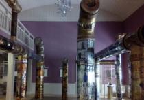 В Тарусе показали уникальные работы из мозаики