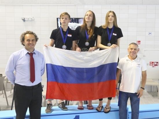 Мордовские акватлонисты – победители Кубка мира