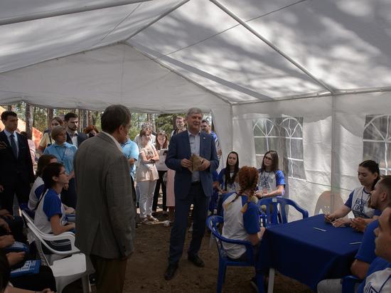 В Воронежской области завершился молодежный форум «Молгород-2019»