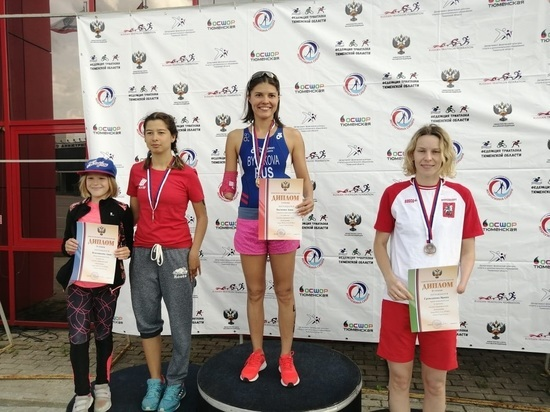 Чемпионат России по паратриатлону выиграла спортсменка из Ставрополя