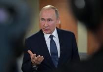 А из Владимира Путина мог бы получиться неплохой сапер