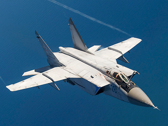 Россия создаст новый самолет-перехватчик вместо МиГ-31