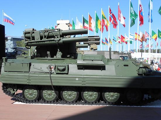 Представлены характеристики нового комплекса ПВО «Сосна»