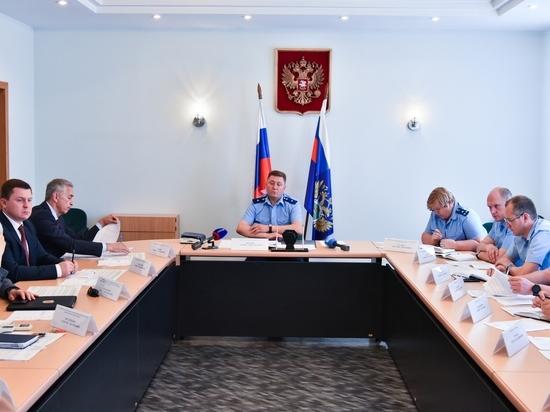 Должниками за газ в Челябинской области займутся прокуроры на местах