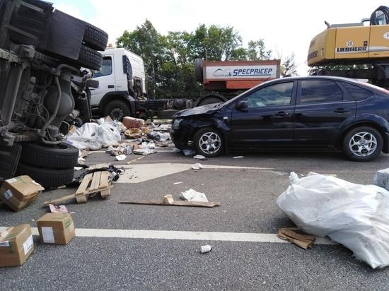 В Мордовии в жутком ДТП погиб 55-летний рабочий