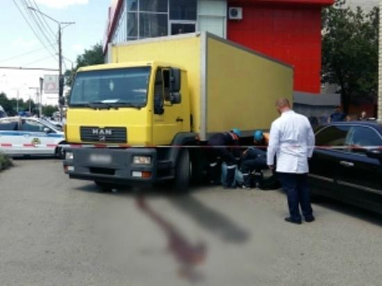 В Черкесске водитель грузовика не заметил и задавил пенсионерку