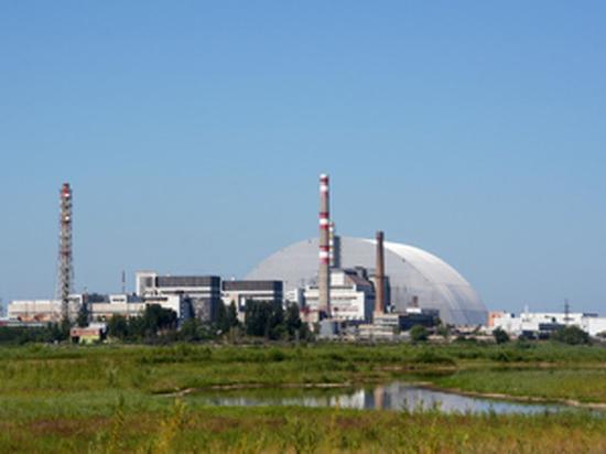 Над Чернобылем открыли новый саркофаг за полтора миллиарда евро