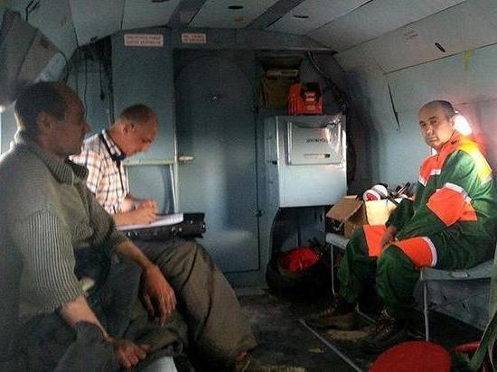 Потерявшегося в тундре рыбака из Муравленко отыскали спасатели Ноябрьска