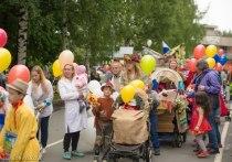 Вместе – сила: парад семьи-2019 прошёл в Петрозаводске