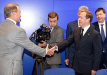 Медведчук стал официальным партнером «Единой России»