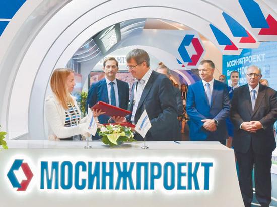 Строительство в Москве признано лучшим в Европе
