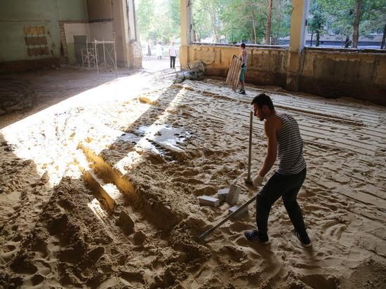 Волжский обновляет инфраструктуру к 65-летию
