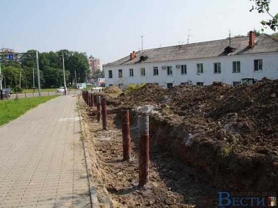 На одной из улиц Хабаровска появится защитный экран