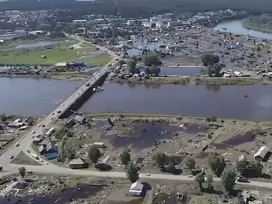 У правительства Иркутской области забрали контроль над восстановлением пострадавших от стихии городов и поселков