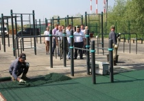 В Салехарде установят полосу препятствий с веревочным парком